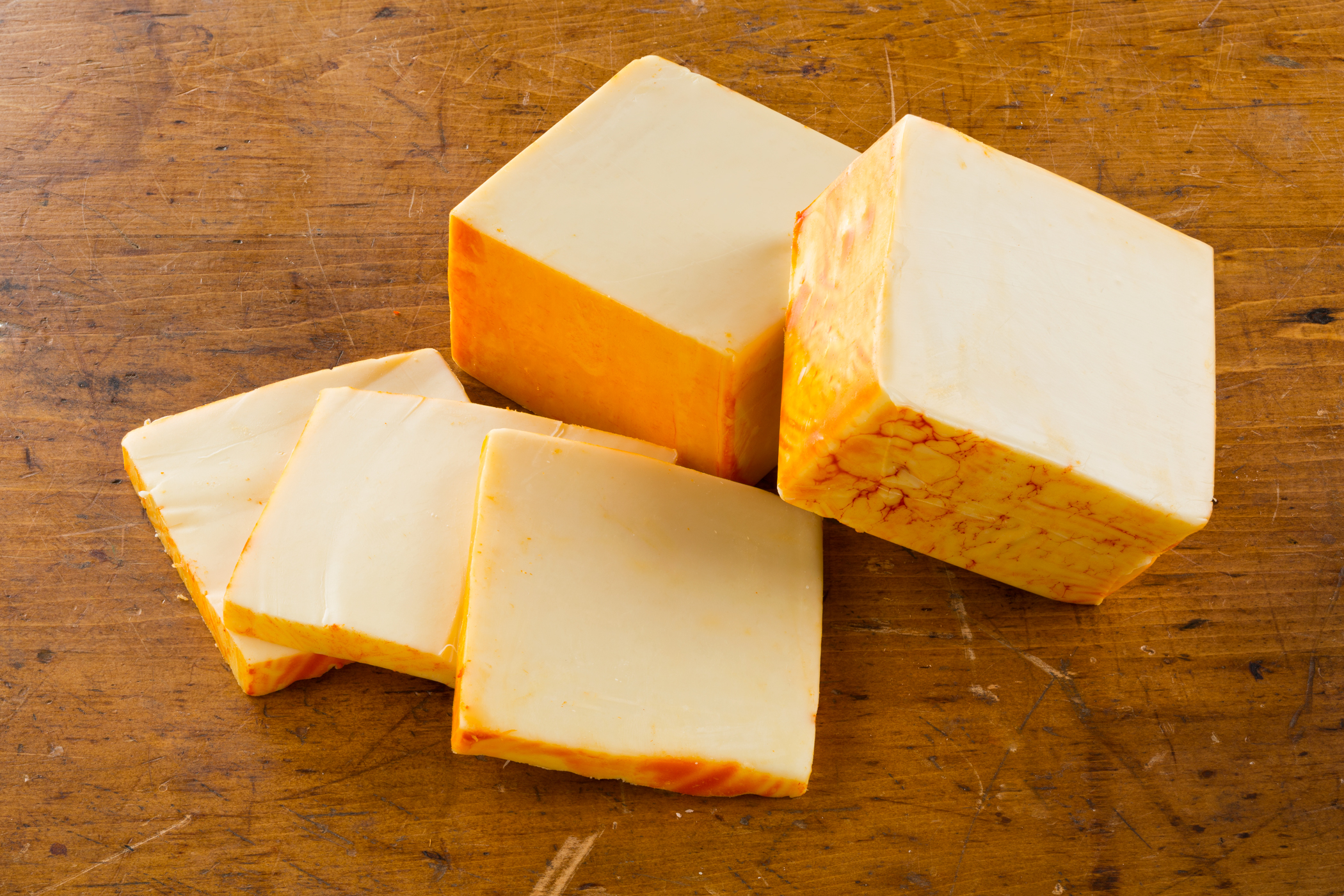 Muenster | Buy Wholesale Cheese Online | Cheese Curds