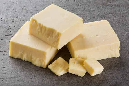 New York white super sharp cheddar cheese