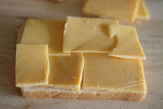 how to make homemade cheddar cheese spread